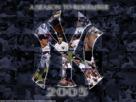 The 2005 Yankees by YankeeFan