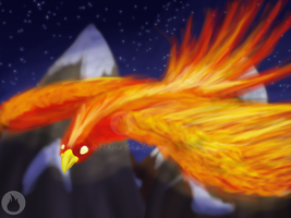 Fire Flight by Flame-Shadow