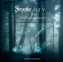 smoke set V by starscoldnight by StarsColdNight