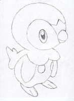 Piplup by mantis484848