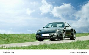 Porsche 997 Turbo .4 by larsen