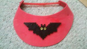 Bat hat by thegilgameshlore