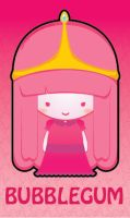 Adventure Time - Princess Bubblegum by Nawledge