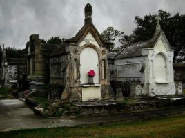 Old Metairie Cemetery 2 by SalemCat