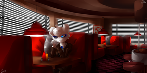 The restaurant by Hunter134