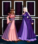 Royal Opposites by erin-hime