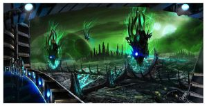 Guardians of the celestial world by Synergy14