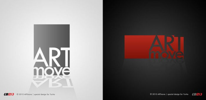 Art Move Logo by B21