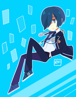 Fave Protag ^q^ by Sandy-kun