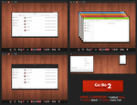 Catdo2 Final Update theme For Win 88.1 by Cleodesktop