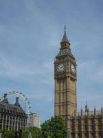 Big Ben by joeyartist