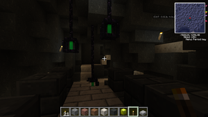 Pitch's Lair (in minecraft) 2 by Otheerian408