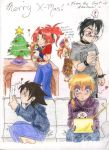 Merry Christmas '06 by StephODell