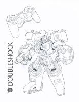 Autobot - Doubleshock by Whelljeck