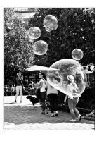 soap bubble by Batsceba