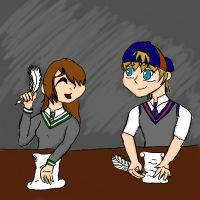 Copying You by Coqui-chan by Hogwarts-Castle