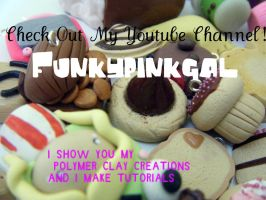 Polymer Clay Channel by funkypinkgal