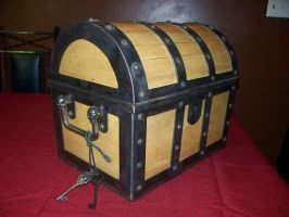 Pirate chest by Craftsman107