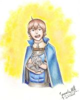Ricken Colored by gamer32644