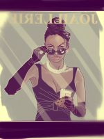 selina kyle temptation by kartinka75