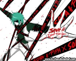 CR EMERGENCY EVENT : STOP! by Tc-Chan