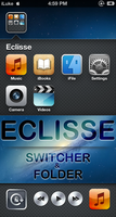 Eclisse Folder and Switcher Background by HorizonIndustries