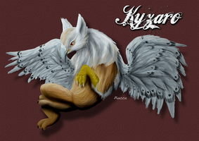 Kyzaro - Commission by Piucca