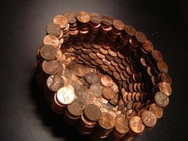Useless Pennies by Isis-Gora
