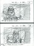 Eight Crazy Nights Storyboards by SethKearsley