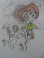 =Cinnamon And Guero= by Pz-crew