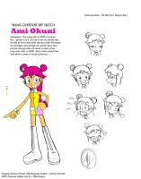 MOD character Ref - Ami by manic-the-lad