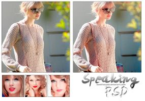 .Speaking Action by LuuEditions2O12