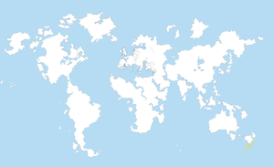 The World of Valkyria Chronicles, A Fan Map by ZatGeneral