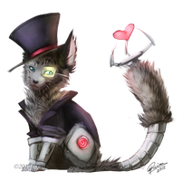 Sir Kitteh Mc.Metalpaw by Quirachen