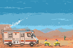 Breaking bad by gogangago
