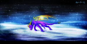 Fight the storm by Spyro-fan-25