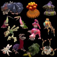 Creatures - Spore 2 by Monster-Man-08