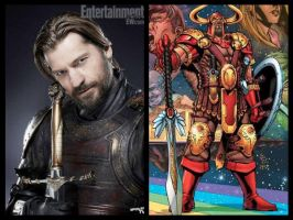 Marvel Casting - Heimdall by Doc0316