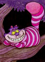 Cheshire Cat by Cyndrome