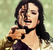 Michael Jackson Human nature by 0osorao0