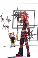 Axel by UnderTheUmbrella