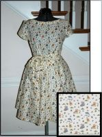 Hundred Acre Woods dress by AliceinIvory