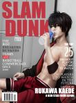 SLAM DUNK RUKAWA cos by LALAax