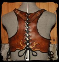 Half Chest Armor 3 by Lagueuse