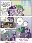 Maybe Later, Spike - 10 by RedApropos