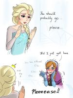 You should probably go [Frozen] by DarikaArt