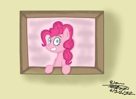 The Pinkie Frame by LBFable