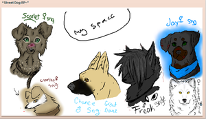 Random Iscribble 1 by xBlueFootx