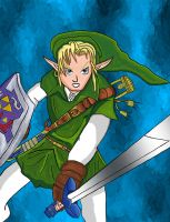 Link - Finished by drumgirl