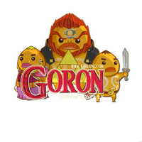 the legend of goron - title by BlueBubble-L